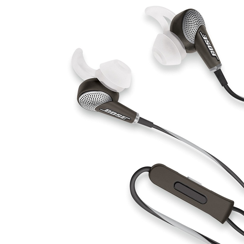 Наушники Bose QuietComfort 20 Black  фото