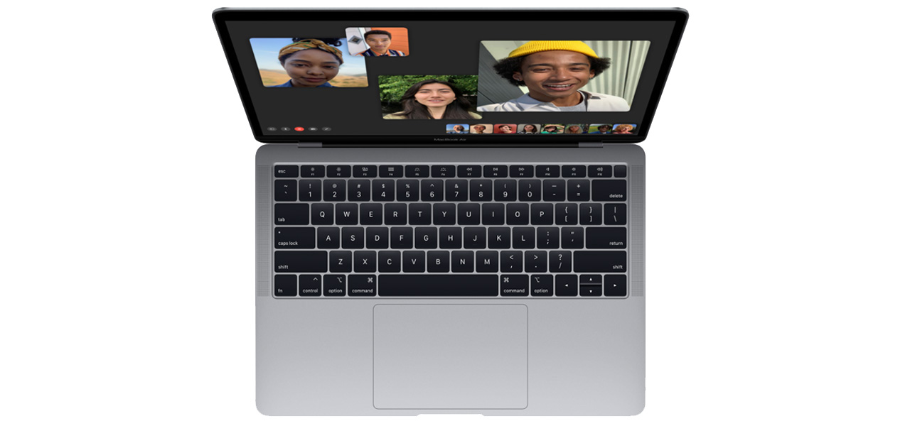 "Ноутбук Apple MacBook Air 13 2019 MVFL2 (Intel Core i5 1600 MHz/13.3""/2560x1600/8Gb/256Gb SSD/DVD нет/Intel HD Graphics 617/Wi-Fi/Bluetooth/MacOS X/Silver)  фото"