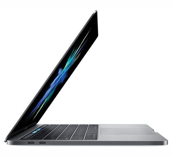 "Ноутбук Apple MacBook Pro 15"" Retina and Touch Bar 2016 MLW72 (Intel Core i7 2600 Mhz/15.4""/2880x1800/16Gb/256Gb SSD/AMD Radeon Pro 450 with 2GB memory/Silver)  фото"