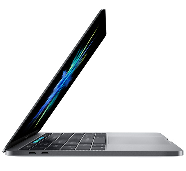 "Ноутбук Apple MacBook Pro 13"" with Touch Bar 2017 MPXV2 (Intel Core i5 3100 Mhz/13.3""/2560x1600/8Gb/256Gb SSD/Intel Iris Graphics 650/Space Gray)  фото"