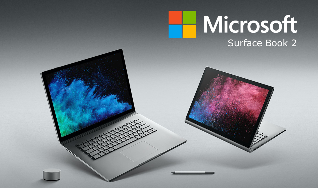 "Ноутбук Microsoft Surface Book 2 15""  фото"