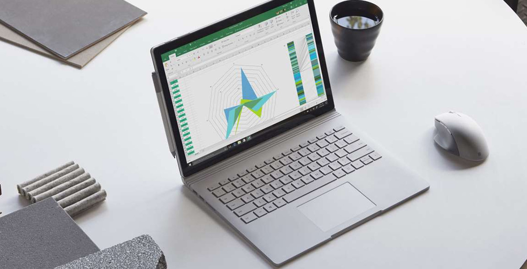 "Ноутбук Microsoft Surface Book 2 13.5""  фото"