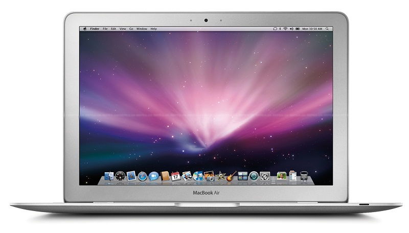 "Ноутбук Apple MacBook Air 13 2017 MQD32 (Intel Core i5 1800 MHz/13.3""/1440x900/8Gb/128Gb SSD/DVD нет/Intel HD Graphics 6000/Wi-Fi/Bluetooth/MacOS X)  фото"