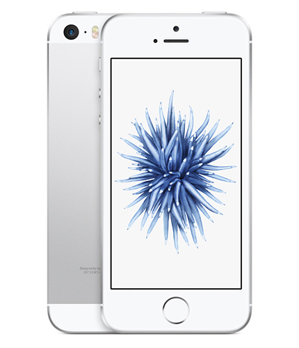 Смартфон Apple iPhone SE 64Gb Silver  фото