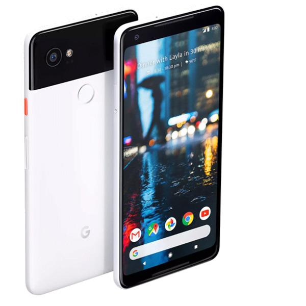 Смартфон Google Pixel 2 XL 128Gb Black  фото