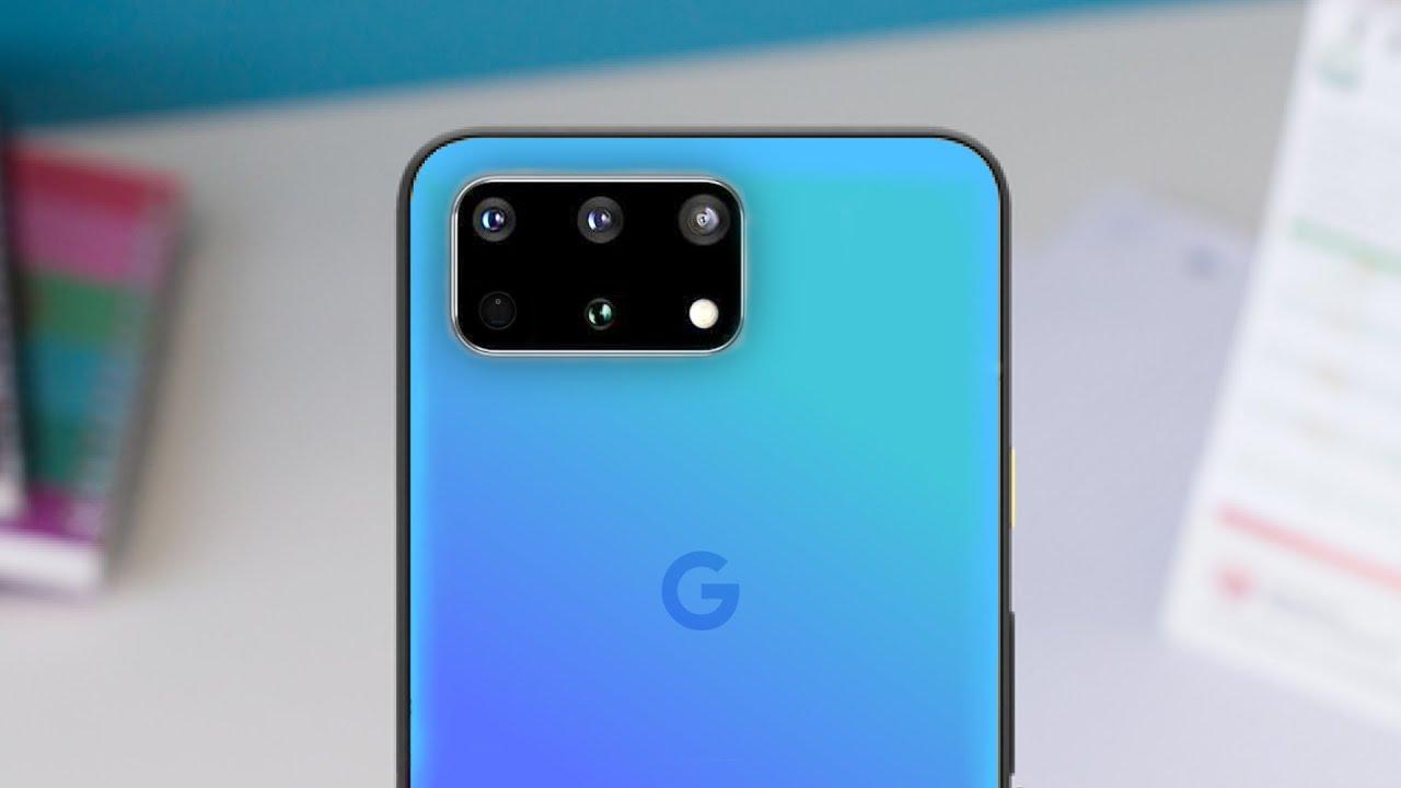 Характеристики Google Pixel 5