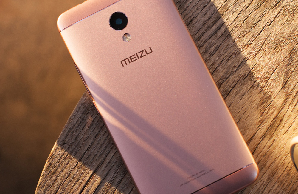 Смартфон Meizu M5S 16Gb White  фото