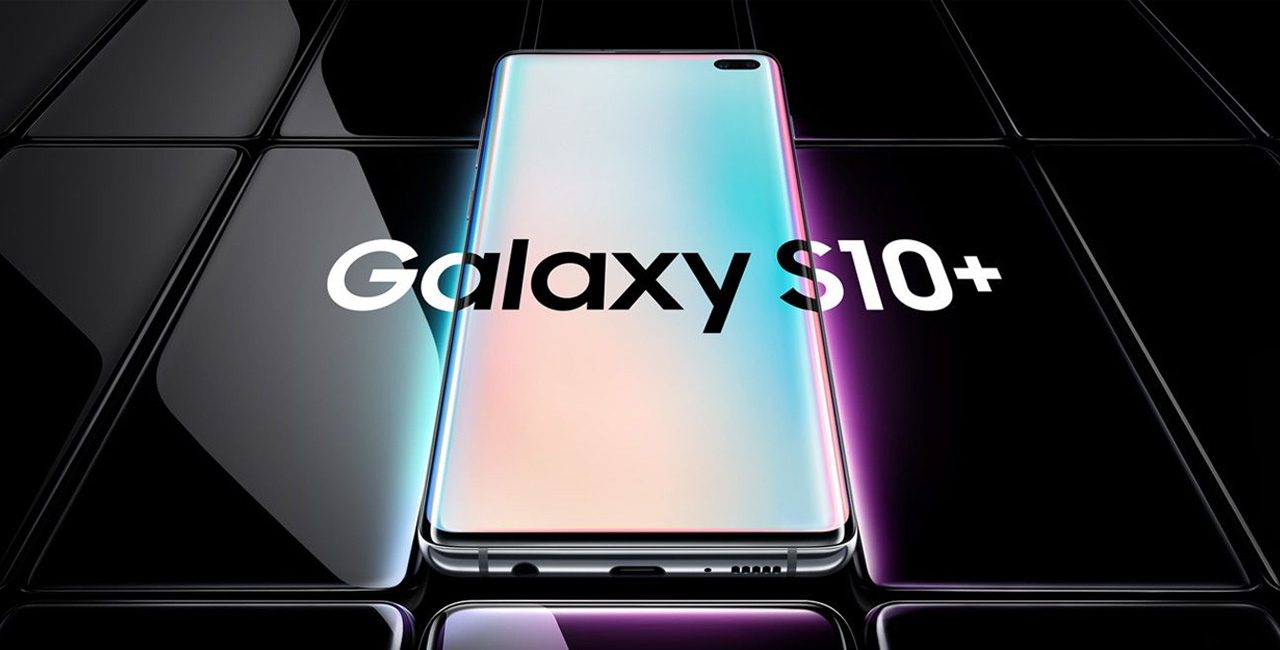 Смартфон Samsung Galaxy S10 128GB Гранат (SM-G973F/DS)  фото