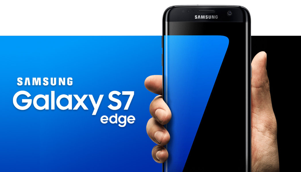 Смартфон Samsung Galaxy S7 edge 32Gb SM-G935FD Black  фото