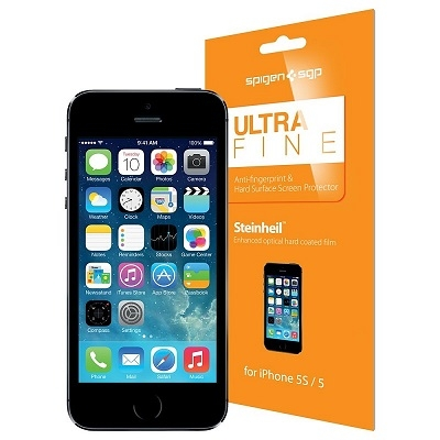 Пленка SGP Screen Protector Ultra Fine (Front) Белые  фото