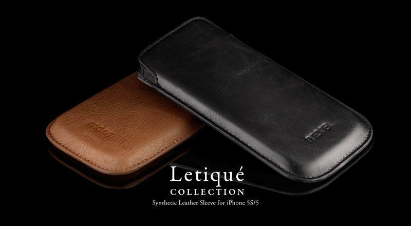 Чехол Letique Collection for iPhone 5 (Black)  фото