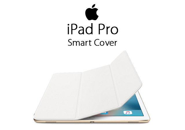 Чехол iPad Pro Smart Cover White  фото