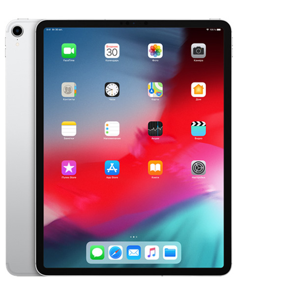 Планшет Apple iPad Pro 12.9 (2018) 512Gb Wi-Fi Silver  фото