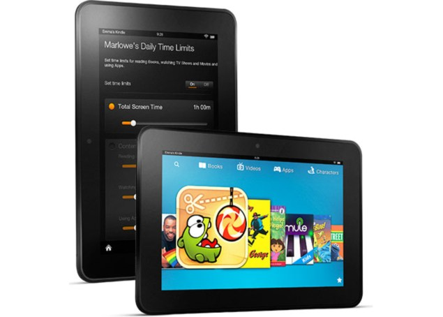Планшет Amazon Kindle Fire HD (2013) 16Gb  фото