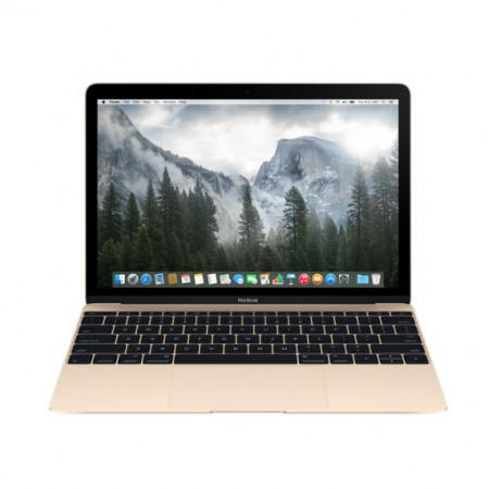 "Ноутбук Apple MacBook 12"" MK4M2LL/A (Dual-Core Intel Core M 1.1GHz/8GB/256GB/HD Graphics 5300/Gold)"