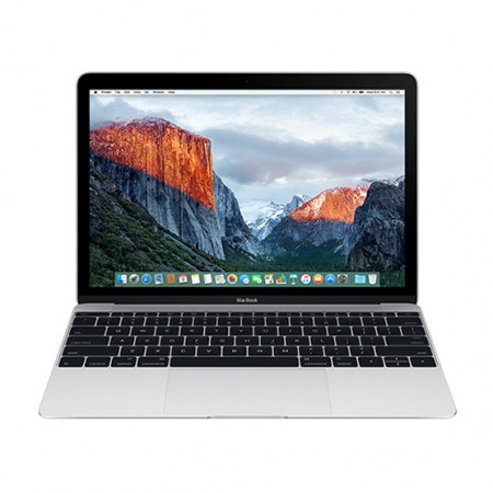 "Ноутбук Apple MacBook 12"" MF865 (Dual-Core Intel Core M 1.2GHz/8GB/512GB/HD Graphics 5300/Silver)"