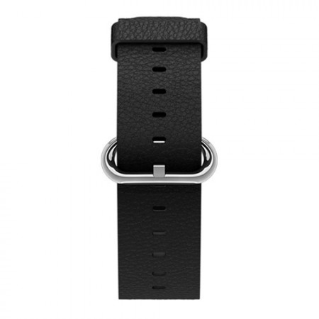 Ремешок Apple Watch 38mm Black Classic Buckle (MJ4V2)