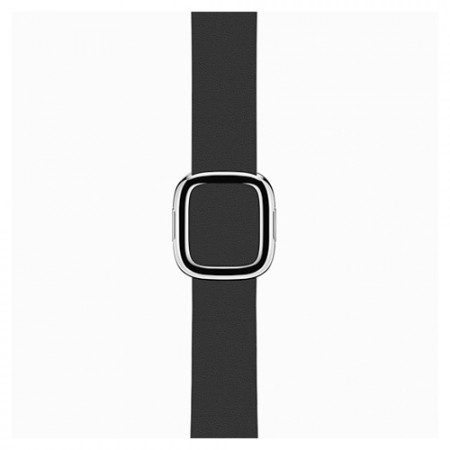 Ремешок Apple Watch 38mm Black Modern Buckle – Small (MJY72)