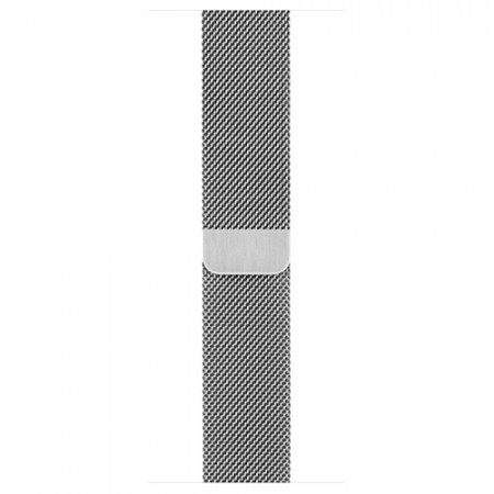 Ремешок Apple Watch 38mm Silver Milanese Loop (MJ5E2)