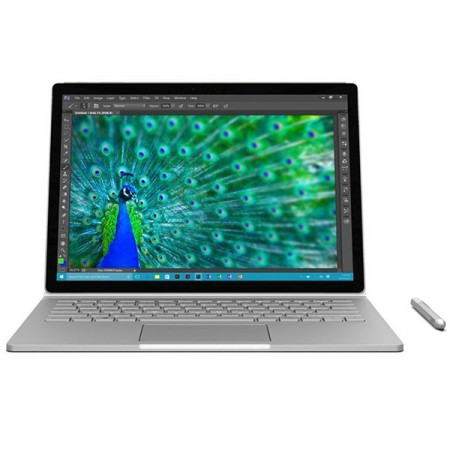 "Ноутбук Microsoft Surface Book (Core i5/13.5""/3000x2000/8.0Gb/512Gb SSD/DVD нет/Intel HD Graphics 520/Wi-Fi/Bluetooth/Win 10 Pro)"
