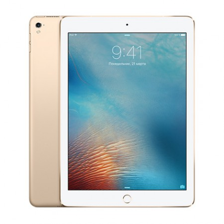 "Планшет Apple iPad Pro 9.7"" 32Gb Wi-Fi Gold"