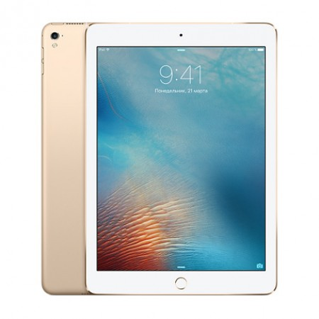 "Планшет Apple iPad Pro 9.7"" 128Gb Wi-Fi Gold"