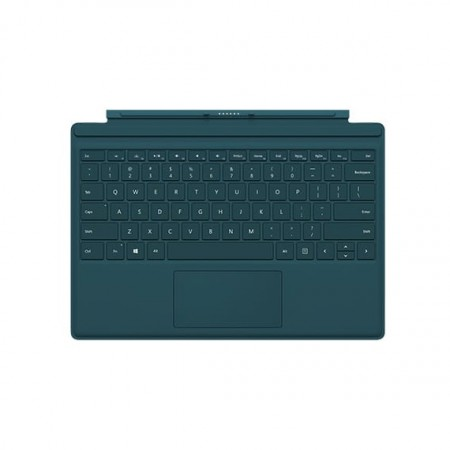 Клавиатура Microsoft Surface Pro 4 Type Cover (Teal)