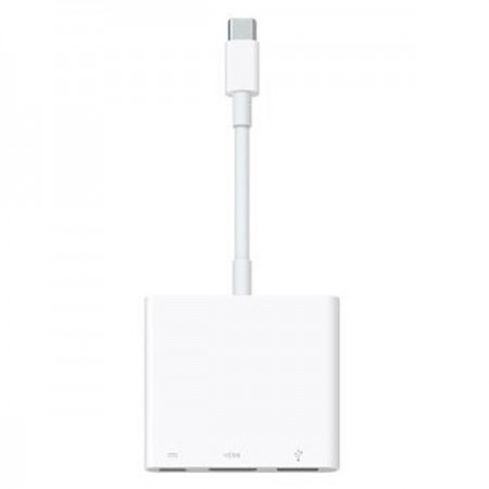Адаптер Apple Apple USB-C Digital AV Multiport Adapter (MJ1K2)