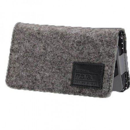 Чехол Craft Plus Collection for iPhone 5S (Woolfelt/Black)